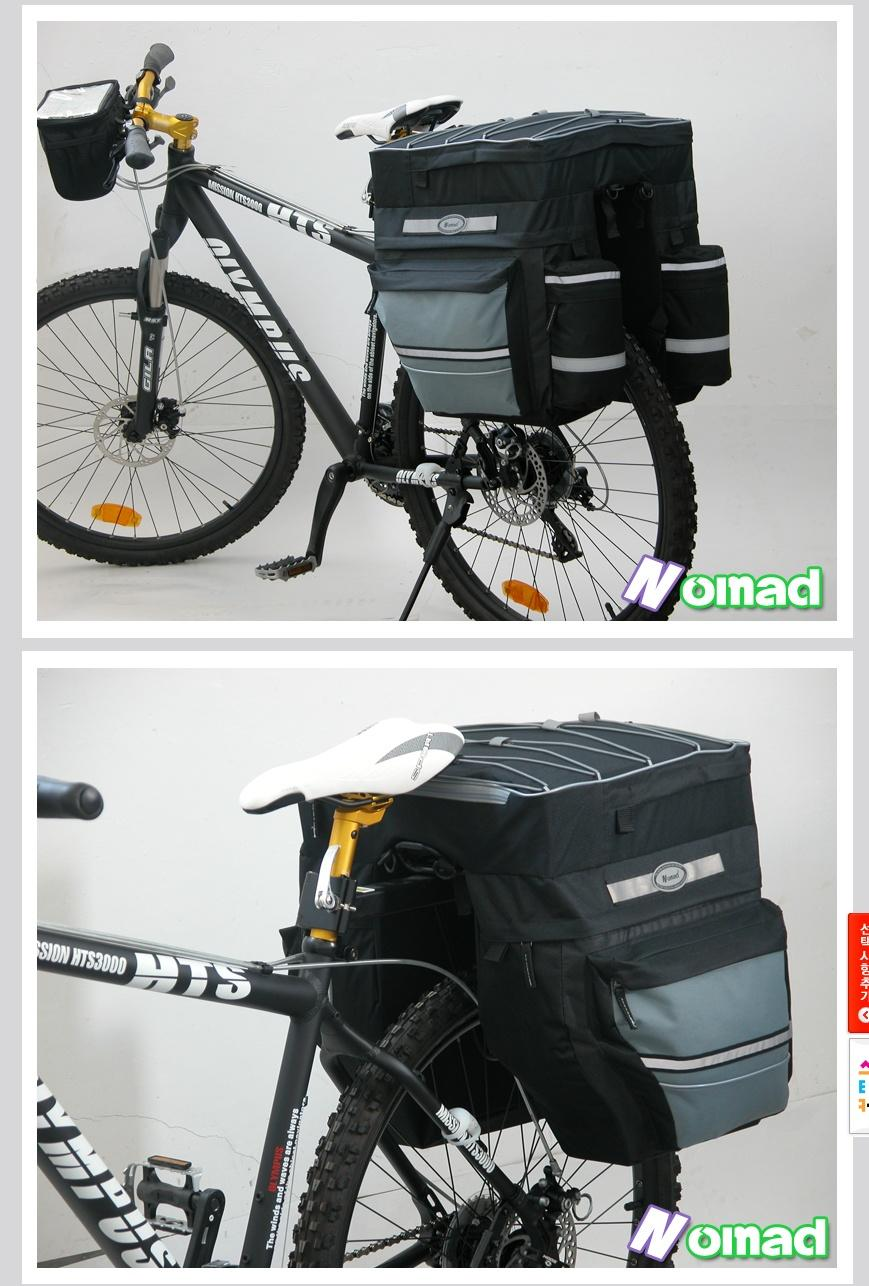 nomad pannier bicycle bag