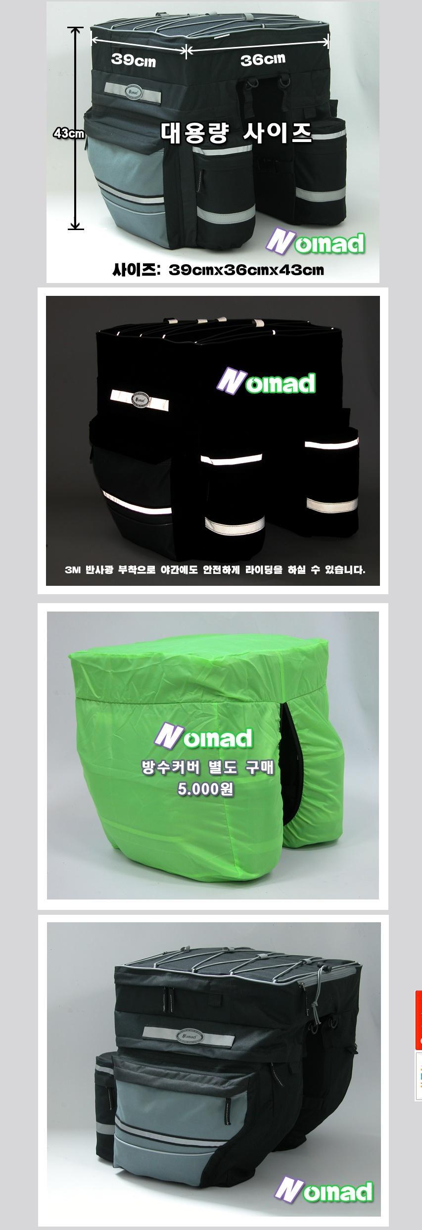 pannier bicycle bag