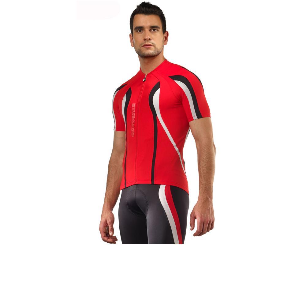 Etxeondo Mens jersey IKUS Red - XL