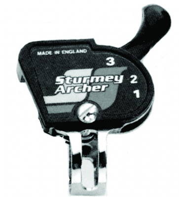 Sturmey Archer Thumb Classic Shifter 3 speed