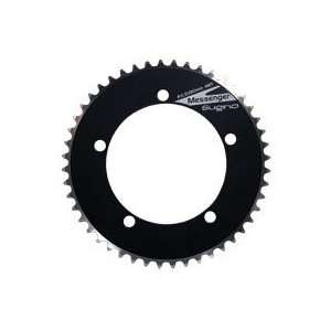 Sugino Track Messenger 130mm 48t 3-32 Chainring Black