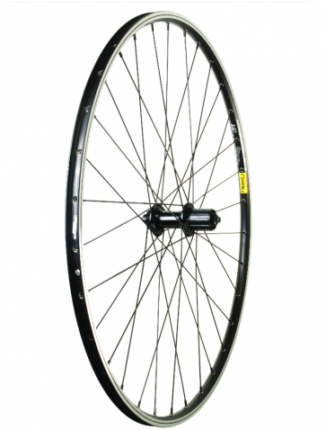 Mavic Wheel Al 700 Hg Open Sport 2400 Claris Black