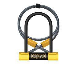 Onguard 8015 Bulldog Mini DT U-Lock 90x140mm 13T