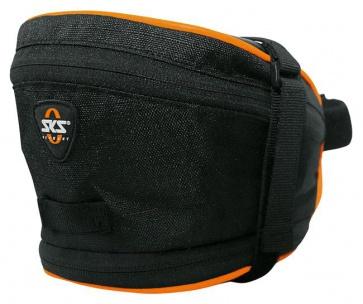 SKS Base Bag Black Seat Saddle XXL