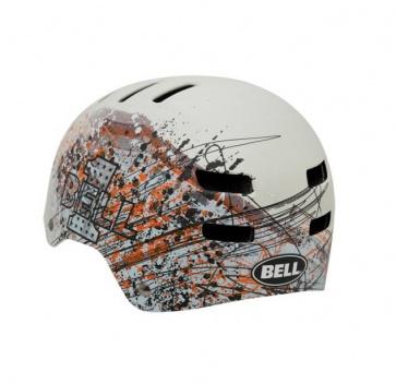 Bell Faction Bicycle Helmet Met Born Lust Shocker