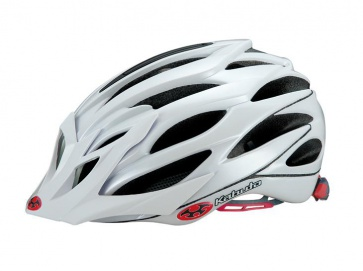 OGK Faro Bicycle Helmet Cycling Cateye Fit White