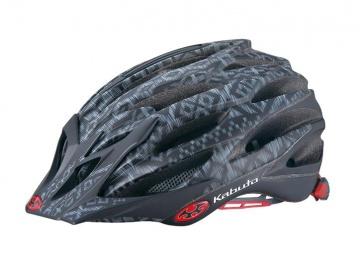OGK Faro Bicycle Helmet Cycling Cateye Fit Nordic Matt Black