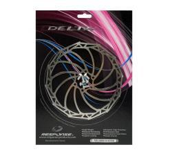 Response Delta DIsc Brake Rotor 180mm