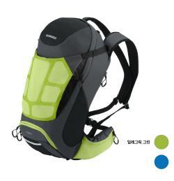 Shimano Hotaka Cycling BackPack 24L Electric Green