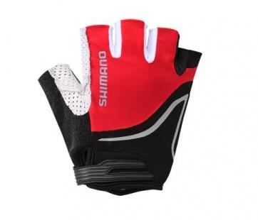 Shimano Asphalt Gloves Red