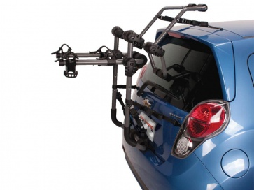 Hollywood Racks Over the Top 2 Bike Carrier for Vehicles with Spoilers