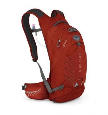 Osprey Raptor 10 Backpack Water Bladder 3L Madcap Red