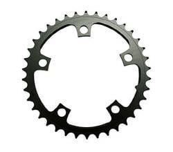 Sram Road Chainring 36T S1 110BCD AL3 11Sp Black