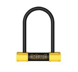 Onguard 8013 Bulldog Mini TC U-Lock 90x140mm 13T