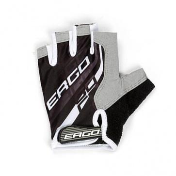 Ergo Flex Half Bicycle Gloves Micro Hexa Pad Black