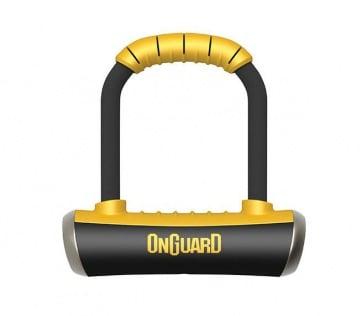 Onguard 8006 Pitbull Mini U-Lock 90x140mm 14t