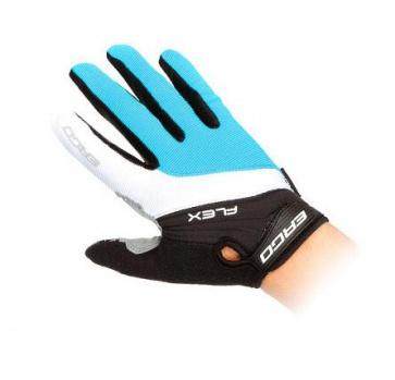 Ergo Flex Long Bicycle Glove - Micro Hexa Pad