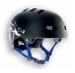Bluegrass Super Bold Urban Dirt Jump Helmet Black