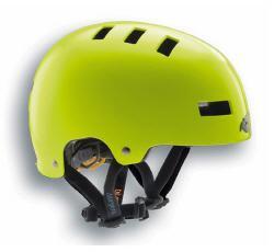 Bluegrass Super Bold Urban Dirt Jump Helmet Lime Green