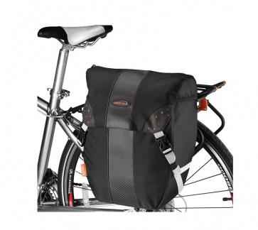 Ibera IB-BA9 Pakrak Bike Panniers 30L One Side