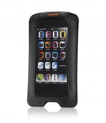 Ibera IB-PB12 Plus Q5 Smart Phone Cam Case for Stem 4.5-5 Inch Black