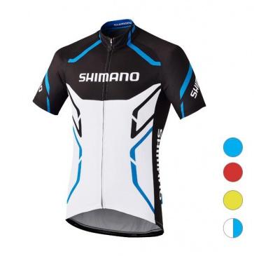 Shimano Jersey Print Short Sleeves