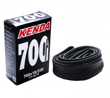 Kenda Bicycle Tube 700X18-23C 48mm Presta Valve Bike