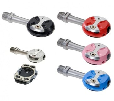 Speedplay Ultra Light Action Stainless Race Pedals 6 Colors