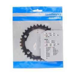 Shimano FC-5800 39T MD Chainring Y1PH39000 Black