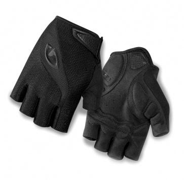 Giro Bravo Bicycle Cycling Gloves Half Fingers Black