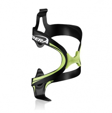 Ibera IB-BC12 Aluminium Bottle Cage Black