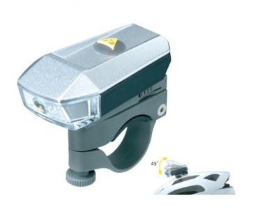 Topeak AeroLux 1Watt USB Front Light TMS072
