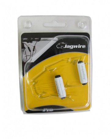 Jagwire BSA053 Thinline Adjuster White 2pcs