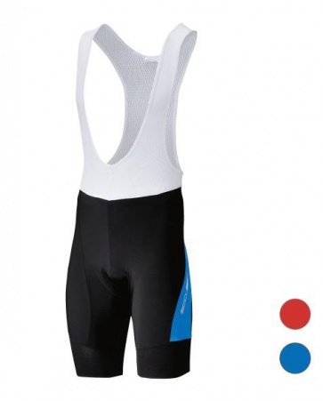 Shimano Accu-3D Bib Short Blue