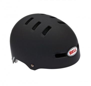 Bell Faction Bicycle Helmet Matt Black