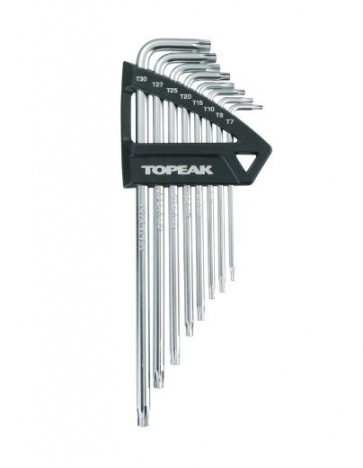 Topeak Torx Wrench 8 Piece Set TPS-SP05