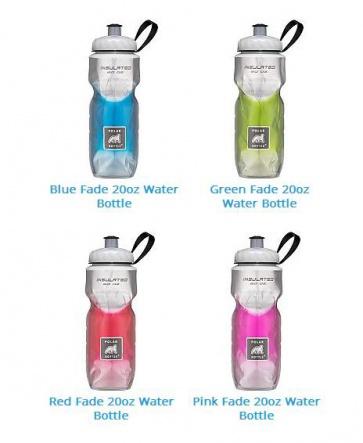 Polar Bottle Insulated Fade 20oz 3 Colors