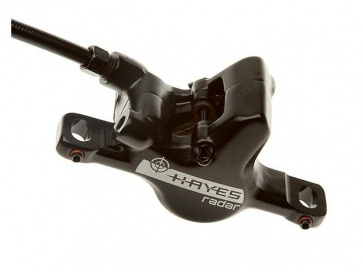 Hayes Radar Disc Brake Rear Black
