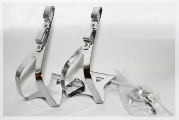 MKS Deep Steel Toeclips