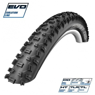 Schwalbe Nobby NIC SS TL PS Foliding Tyre Tire 29x2.35