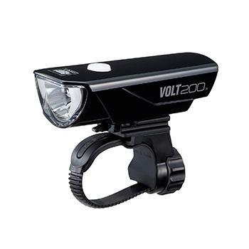 Cateye Volt200 (EL-151RC) USB Rechargeable Headlight