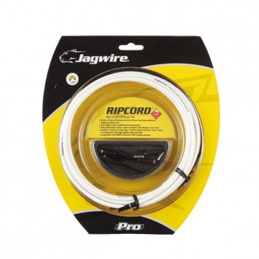 Jagwire Mountain Pro Cable Set for Brake Kit - White MCK410
