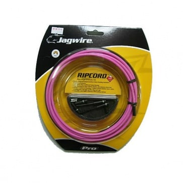 Jagwire Mountain Pro Cable Set for Brake Kit - Pink MCK402