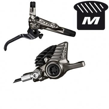 Shimano XTR BR-M9020 + BL-M9020 Enduro / Trail Disc Brake rear - I-Spec II