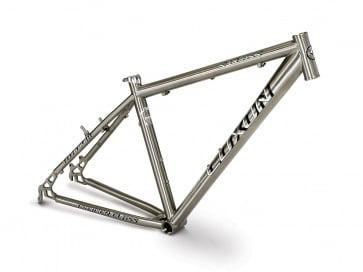 2012 Elfama Luxon S-class N bicycle Titanium Frame Triple butted