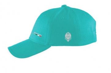 Bianchi Baseball Cotton Cap Celeste