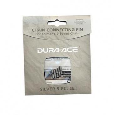 SHIMANO CN7700 CHAIN PIN 9SPEED 5PCS 1SET