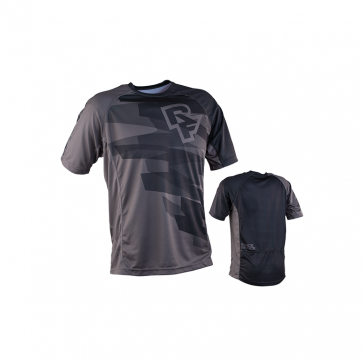 Race face Indy Jersey Sleeve 3-4 Black