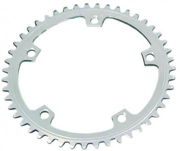 Sugino Track 144mm 48t Chainring Silver