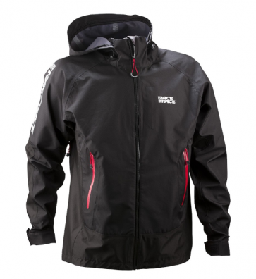 Race Face Chute Waterproof Jacket Black